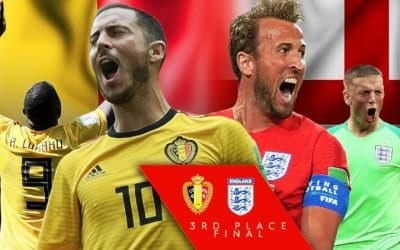 FIFA World Cup 2018: 3rd Place Playoff Predictions & Betting Tips