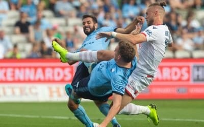 A-League Week 14 – Tips, Predictions & Odds