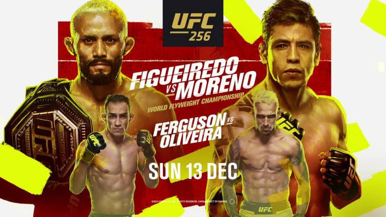 UFC 256: Figueiredo vs. Moreno Predictions & Betting Tips
