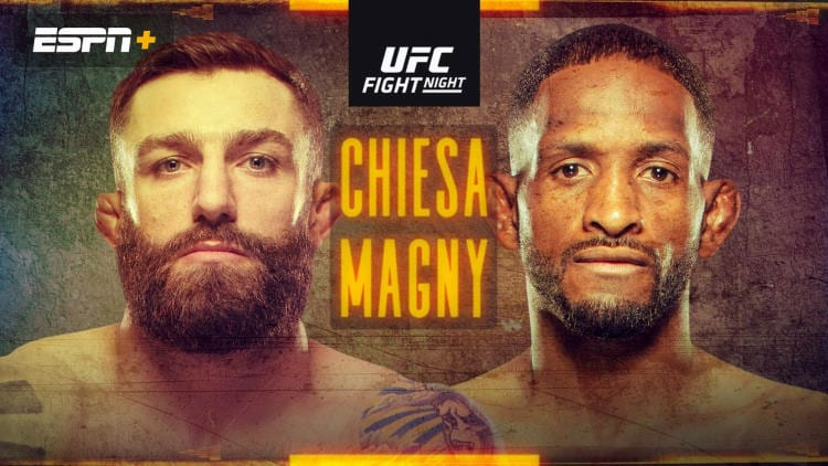 UFC Fight Night: Chiesa vs. Magny Predictions & Betting Tips