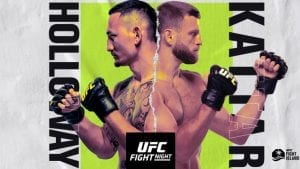 ufc holloway vs kattar tips