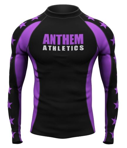 Anthem Athletics Midnight Ranked Competition Rash Guard