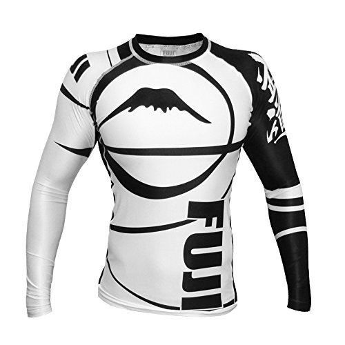 Fuji IBJJF Freestyle Long Sleeve Rash Guard