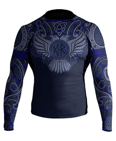 Raven Fightwear Rash Guard